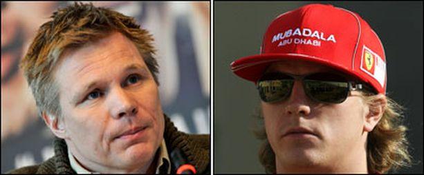 Mika Salo epäilee, ettei Kimi Räikkönen palaa enää formuloihin.
