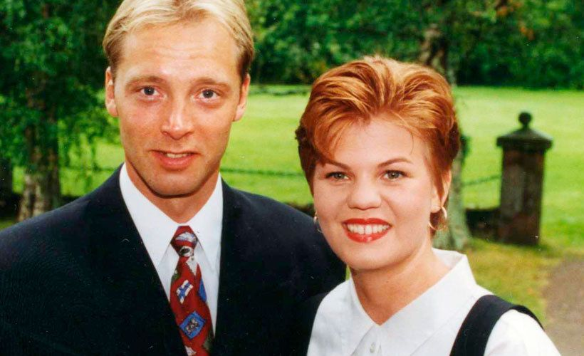 Mika Myllylän ex-vaimo naimisiin