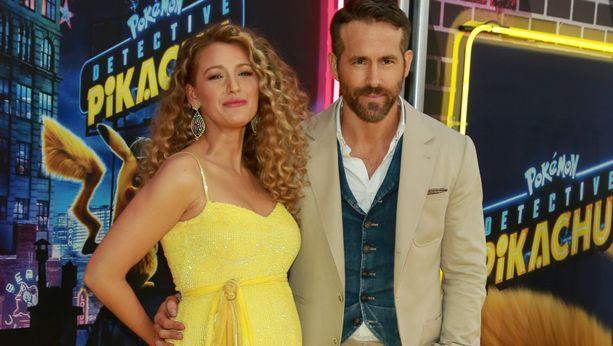 Blake Lively ja Ryan Reynolds ovat rohkeita ottamaan kantaa toistensa somepostauksiin.