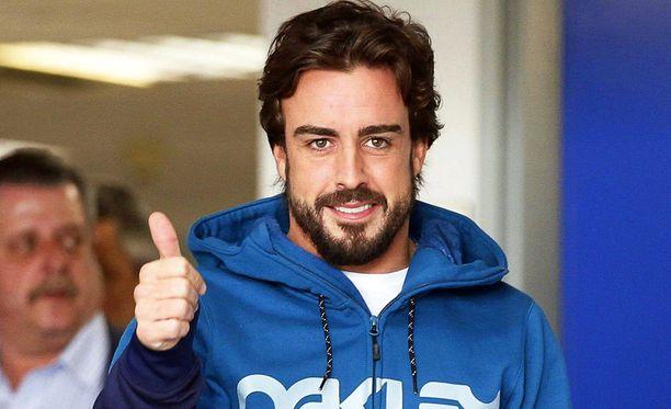 Fernando Alonso päässee Malesiassa jälleen kisakiesin puikkoihin.