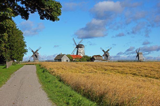 Viroa kannattaa kiertää laajemminkin. Saaremaa kuuluu vertailun mukaan Euroopan helmiin.