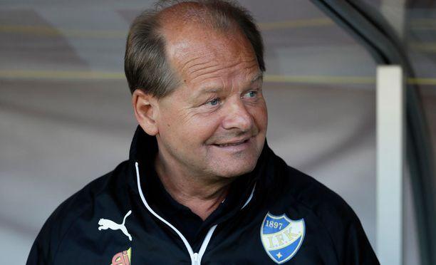 Antti Muurinen säilyttää viileytensä HIFK:n taaperruksesta huolimatta.