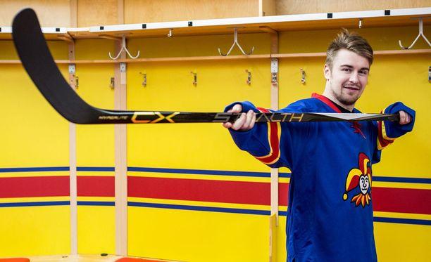 Jääkiekkoilija Pekka Jormakka joutui elämään kuukauden ilman Instagramia.