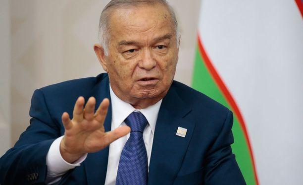Islam Karimovin kuolema vahvistettiin.