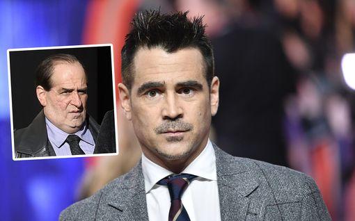 Colin Farrellia ei ole tunnistaa - tällaisessa roolissa miestä ei ole nähty