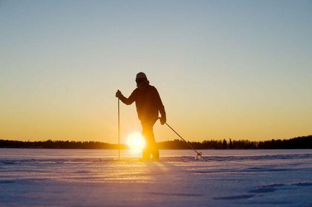 Talviset ulkoilusäät jatkuvat ensi viikon alkupuoliskolle saakka.