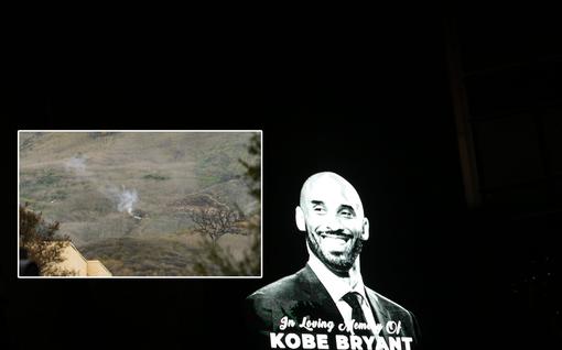 Törkeä paljastus: Kobe Bryantin onnettomuuspaikalta räpsittiin luvattomia valokuvia, uhrit näkyvissä