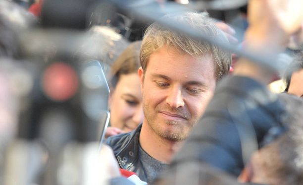 Nico Rosbergin F1-ura on ohi.