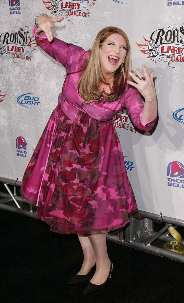 Tältä Lisa näytti vuonna 2009