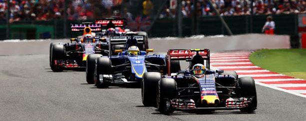 F1-tallit sopivat, että jatkossa moottoreiden hintakatto on 12 miljoonaa euroa kaudessa.