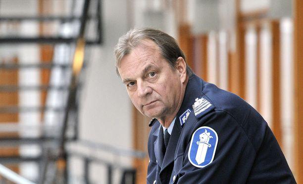 Turun poliisipäällikkö Tapio Huttusen mukaan poliisi on näkynyt katukuvassa enemmän.