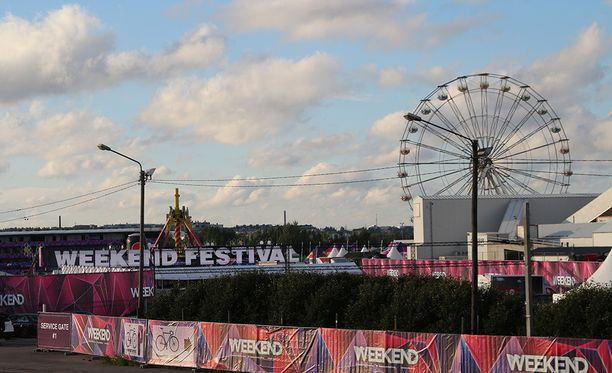 Festivaali kokee joutuneensa Helsingin ympäristökeskuksen silmätikuksi.