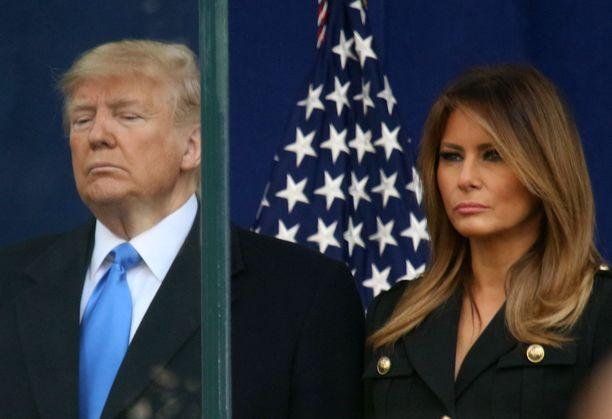 Yhdysvalloissa tiistaina julkaistavan Melania Trumpista kertovan kirjan mukaan maan ykkösrouva on voimakas nainen presidenttipuolisonsa taustalla.
