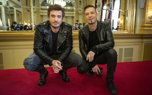 Sebastian Rejman  ja Darude edustavat Suomea Euroviisuissa.
