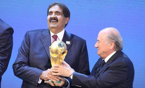 Qatarille myönnettiin MM-kisat Fifan äänestyksessä joulukuussa 2010.