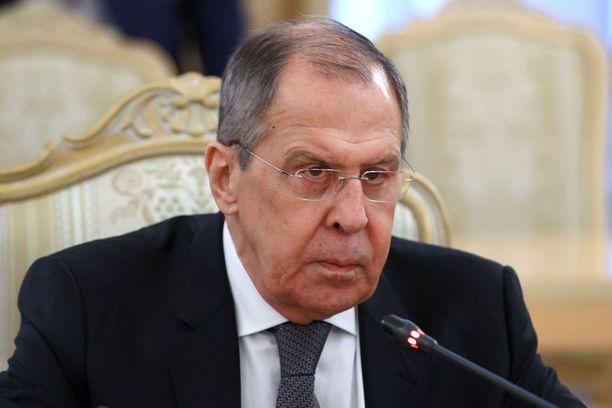 Venäjän ulkoministeri Sergei Lavrov on käyttänyt kovaa kieltä puhuessaan Venäjän ja EU:n välisistä suhteista kuluvalla viikolla.