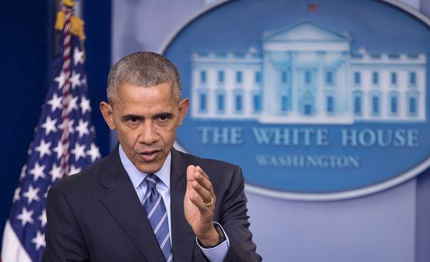 Guantanamon sulkeminen oli yksi Yhdysvaltojen väistyvän presidentin Barack Obaman vaalilupauksista.