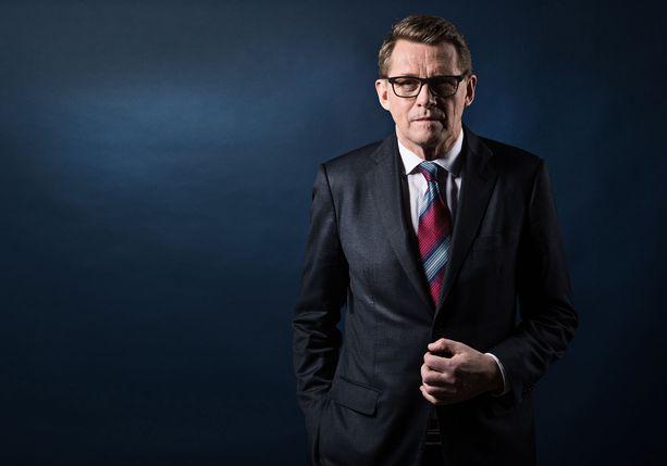Matti Vanhanen on kuudennen kauden kansanedustaja ja entinen pääministeri.