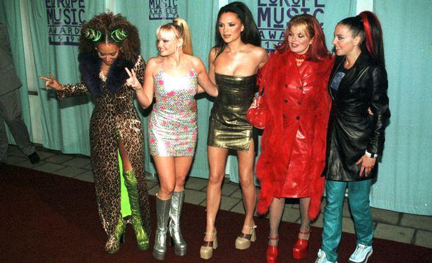 Nuorinkin Spice Girlseistä on jo 40-vuotias. Joko olisi paluun aika?