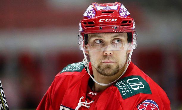 Arttu Luttista ei nähdä enää ensi kaudella HIFK:n paidassa.