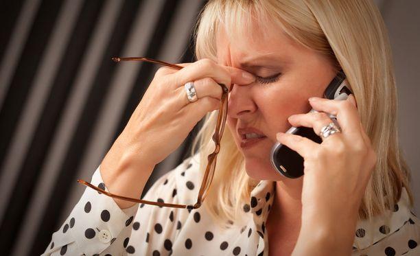 Pitkään jatkuva stressi vaikuttaa terveyteen monella turmiollisella tavalla.