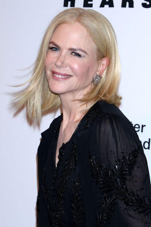 Nicole Kidman on puhunut avoimesti vaikeuksistaan tulla raskaaksi. Yllätyksekseen hän synnytti 40-vuotiaana.