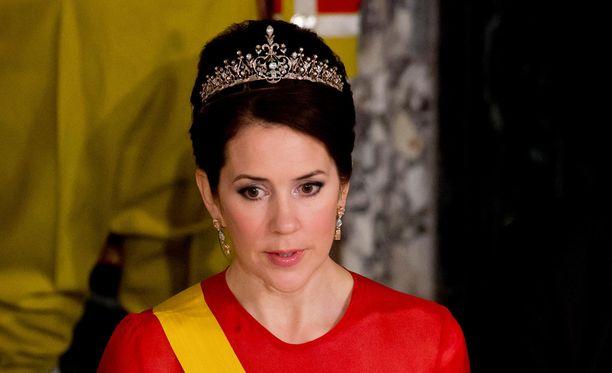 Kruununprinsessa joutui katkaisemaan välit ystäväänsä.