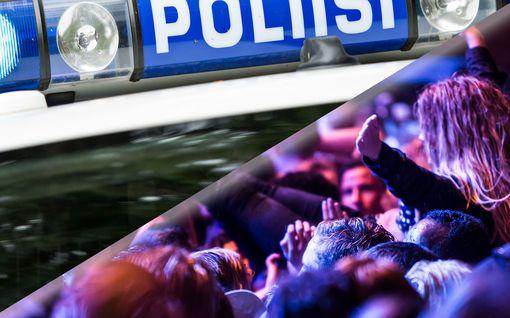 Poliisi tutkii epäiltyä raiskausta Himoksen juhannusfestivaaleilla