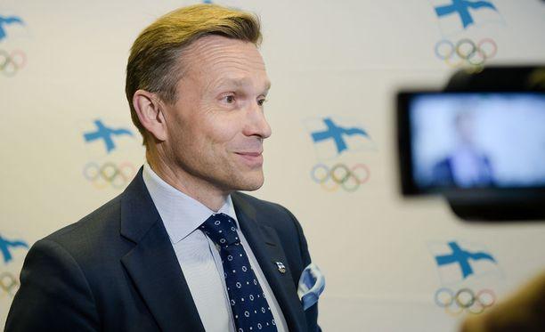 Eläkevakuutusyhtiö Ilmarisen toimitusjohtaja Timo Ritakallio valittiin marraskuussa Suomen olympiakomitean uudeksi puheenjohtajaksi. Vuonna 1962 syntynyt Ritakallio on innokas suunnistusmies.
