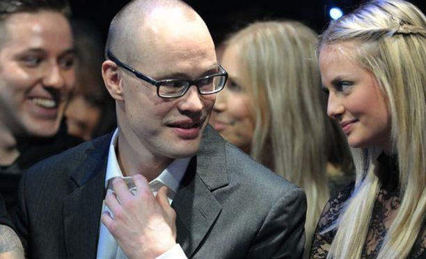 Sofia ja Jarkko Ruutu saavat toisen lapsen.