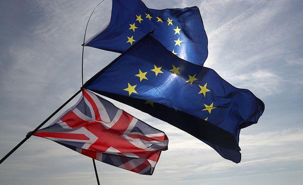 Britannian brexit-lasku on eri brittimedioista kerrottujen tietojen mukaan noin 50 miljardia euroa.