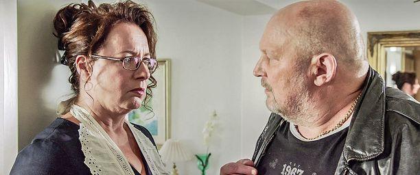 Anita ja Bruuno eivät hevillä luovuta. Ei luovuta Laihokaan.