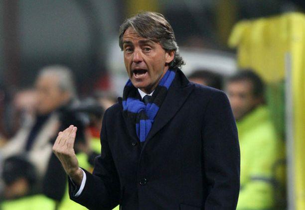 Roberto Mancinin mitta tuli täyteen.