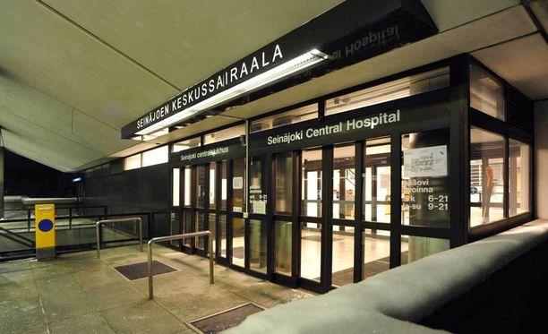 Naishoitaja ehti kavaltaa lääkkeitä kahden vuoden ajan Seinäjoen keskussairaalassa.