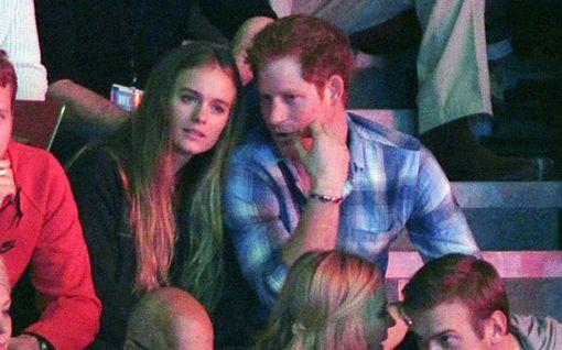 """Prinssi Harryn ex-naisystävältä yllättävä avautuminen: """"Pelkäsin epäonnistumista"""""""