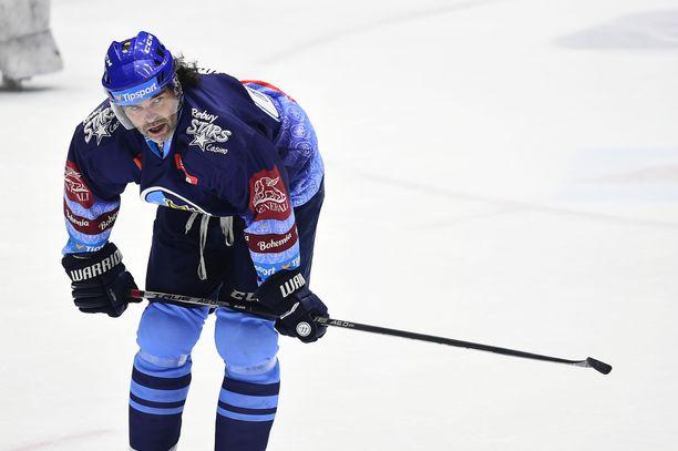 Jaromir Jagr on joukkueensa toiseksi paras pistemies.