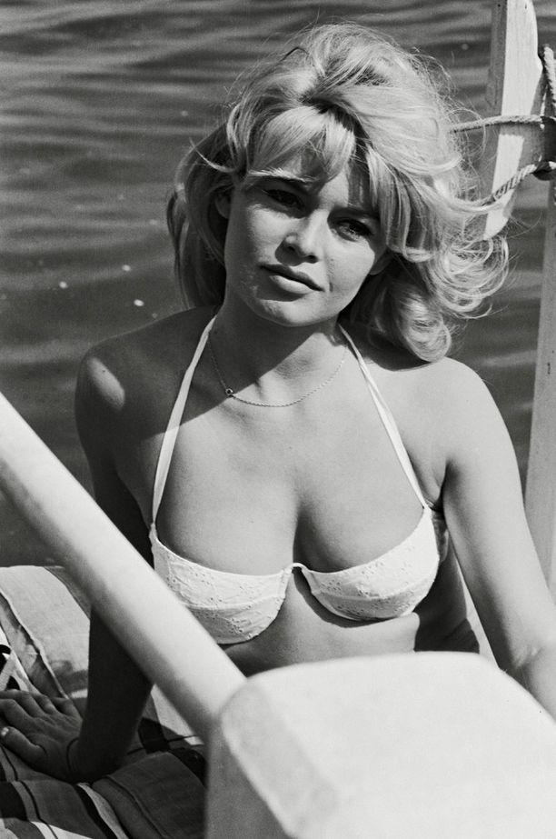 Brigitte Bardot loisti elokuvatähtenä 1960-luvulla.