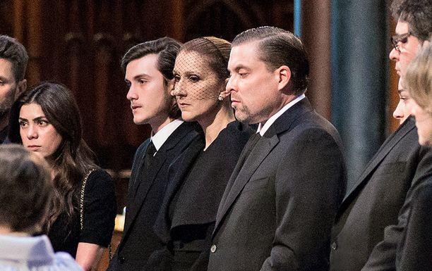 Céline Dion menetti miehensä jälkeen, vain pari päivää myöhemmin veljensä, joka niin ikään kuoli syöpään.