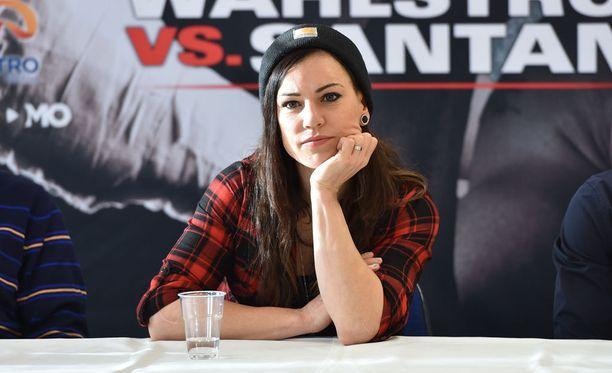 Eva Wahlström on löytänyt rauhan.