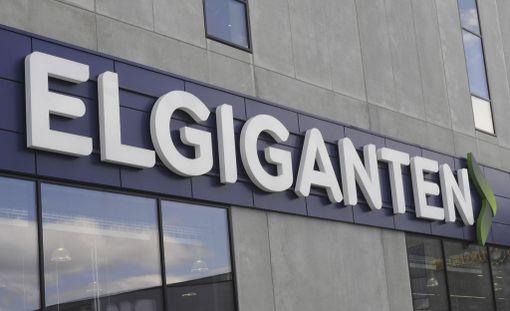 Gigantti luopuu käteismaksuista Ruotsissa.