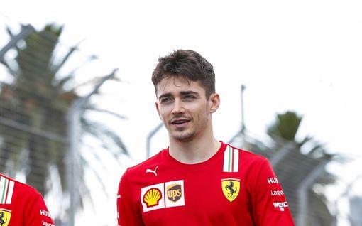 Lähde: Ferrari-tähti Charles Leclerc mukana kohua aiheuttaneen lyhytelokuvan uusintaversiossa – viimeksi ohjaaja pidätettiin