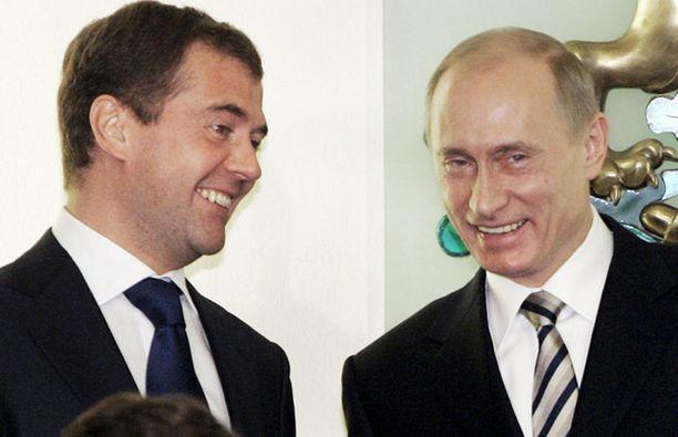 Putinin seuraajalla on vhyvät tulot mutta vaatimaton auto.