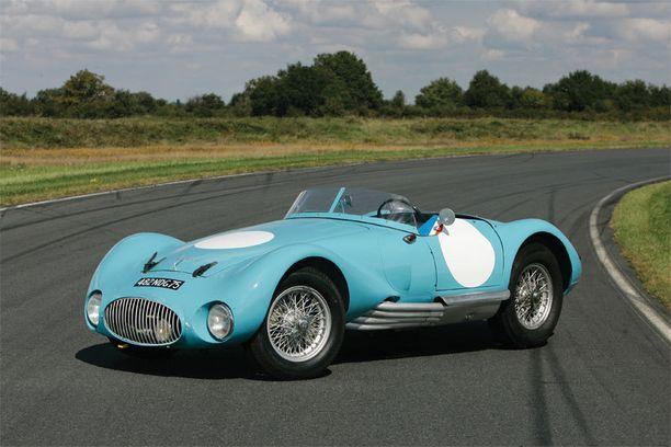 Amédée Gordinin luomus vuodelta 1953. Autosta tarjottu 2,5 miljoonaa euroa ei riittänyt myyjälle.
