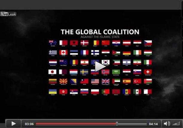 Isisin uudella propagandavideolla vilahtaa myös Suomen lippu.