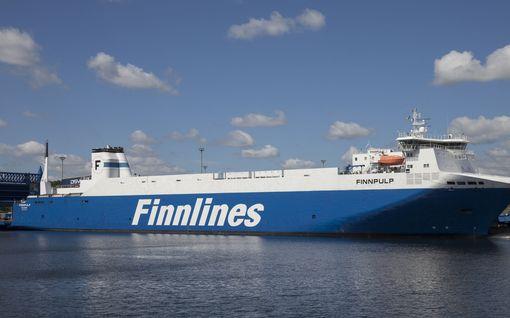 Finnlines keskeyttää matkustajaliikenteen Suomeen pikaisesti – viimeisestä lähdöstä sekaannus