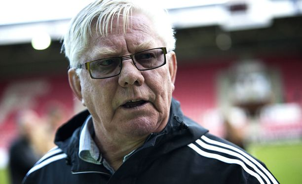 Nils Arne Eggen ei nauti Islannin pelien katsomisesta.