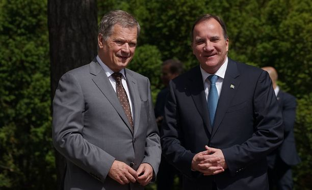 Myös Ruotsin pääministeri Stefan Löfven osallistuu keskusteluihin.