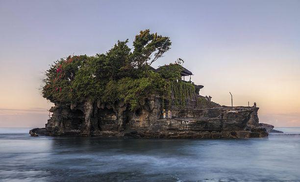 Indonesian Bali on myös suomalaisten suosima reissukohde.