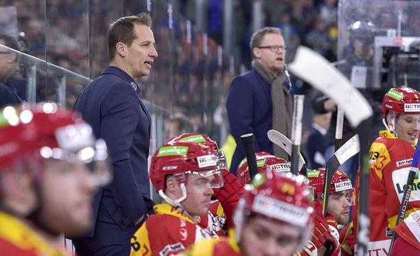 Antti Törmäsen alku Bielissä on ollut loistava.