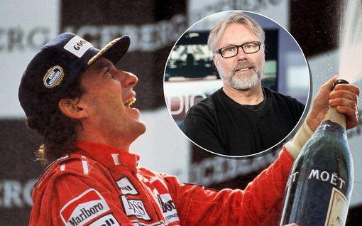 Ayrton Sennan syntymästä 60 vuotta - Jyrki Järvilehto kertoo F1-legendan kahdesta erilaisesta puolesta